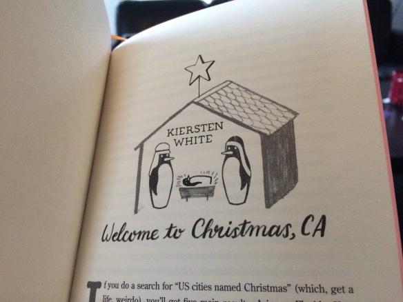 welcome to christmas, ca